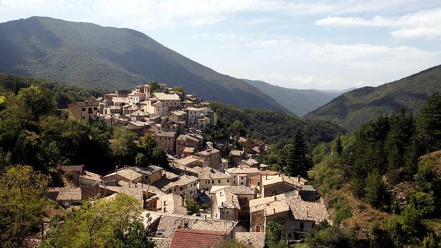 قرية إيطالية تعلن أنفصالها أحتجاجاً علي التقشف