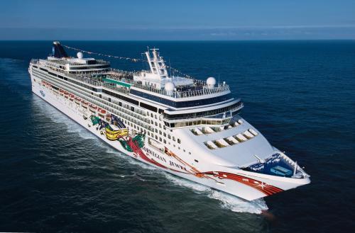 تعرض سفينة علي متنها آلاف الركاب لحادث غريب في مثلث برمودا