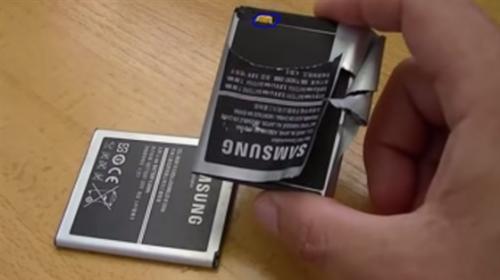 أتهامات لشركة سامسونج بزرع شريحة تجسس داخل بطاريات هواتفها الذكية