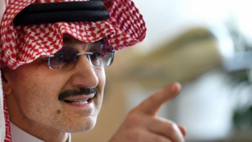 السعودية : اﻷمير الوليد بن طلال يتعهد بتبرعه بكامل ثروته للأعمال الخيرية