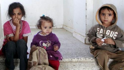 تحذير دولي من تعرض اليمن لمجاعة نتيجة للصراع الدائر