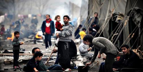 جوجل تطلق حملة تبرع لمساعدة اللاجئين
