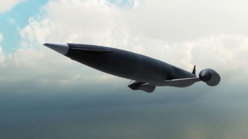 تطوير طائرة قادرة علي الطيران بـ5 أضعاف سرعة الصوت