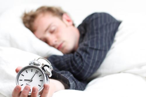 تعرف علي الطريقة التي تمكنك من النوم في دقيقة واحدة