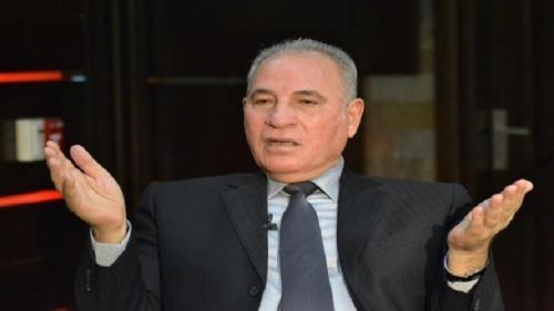 مصر : إقالة وزير العدل بسبب