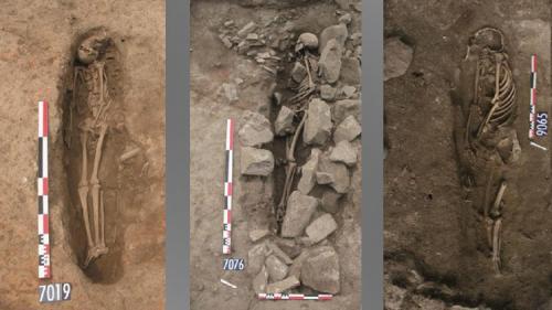 العثور علي أقدم مقابر للمسلمين في فرنسا
