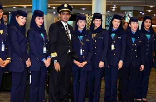 حجاب إيران يثير أزمة في الخطوط الجوية الفرنسية