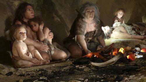 كيف أدرك الإنسان الأول من أين يأتي الطفل