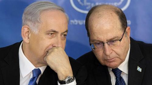 أستقالة وزير الدفاع الإسرائيلي أحتجاجاً علي إنتشار النازية في بلاده