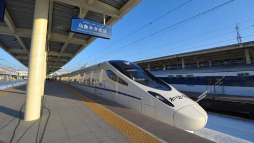 الصين تعلن حرب السكك الحديدية