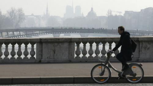 تلوث الهواء يقتل 48 ألف شخص سنويا في فرنسا