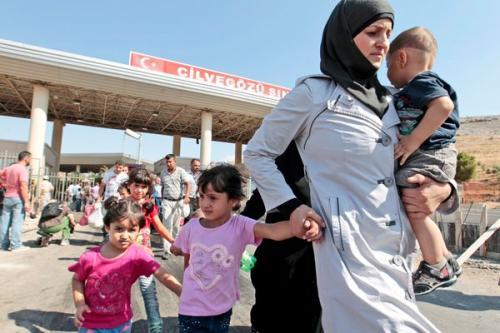 الرئيس التركي يقترح منح جنسية بلاده للاجئين السوريين
