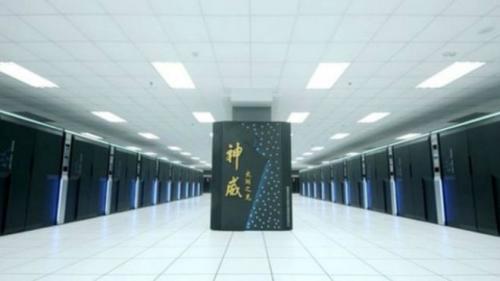 الصين تصنّع أقوى جهاز كمبيوتر فائق السرعة في العالم