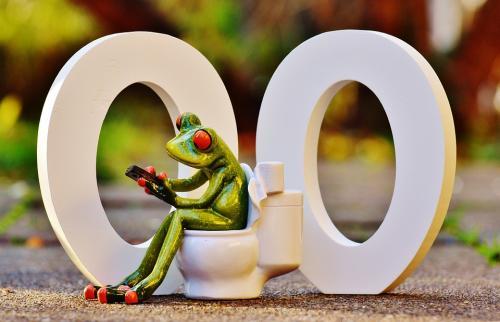 دراسة تحذر من الجلوس على المرحاض أكثر من 15 دقيقة لسبب صادم