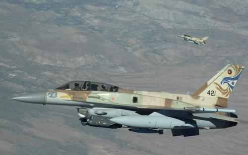 سوريا تؤكد وإسرائيل تنفي إسقاط طائرة إسرائيلية