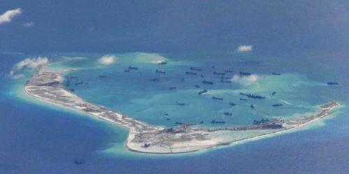 الصين تخطط لنشر طائرات حربية على جزر صناعية