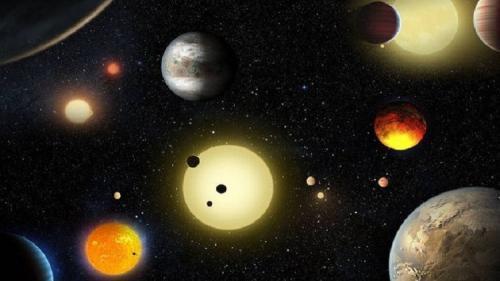 علماء الفضاء يكتشفون كوكب جديد يومه 17 دقيقة فقط