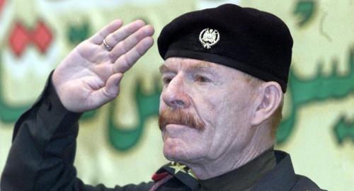 نائب صدام حسين يهاجم