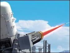 شركة أمريكية تبتكر سلاح ليزر مضاد للطائرات