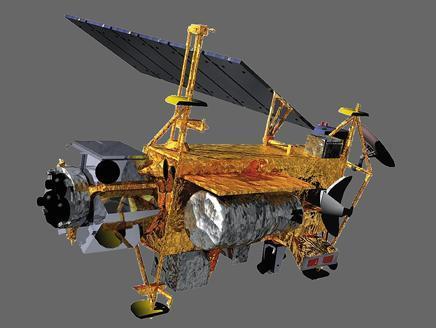 بقايا قمر اصطناعي أمريكي تصطدم بالأرض يوم الجمعة القادم