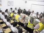 طالب مصري يحرج لواء شرطة بسؤال