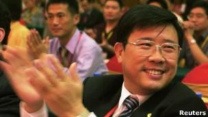 أول رجل اعمال ينضم إلى اللجنة المركزية التي تحكم الصين