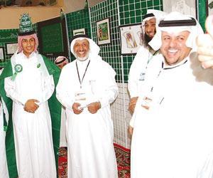 سعودي من ذوي الاحتياجات الخاصة ولكن عبقري في تصميم الأسلحة