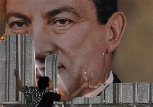 التلفزيون الإسرائيلي يرشح مبارك للفوز بجائزة شخصية العام