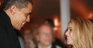 شاكيرا مستشارة للشئون التربوية بأمر من أوباما