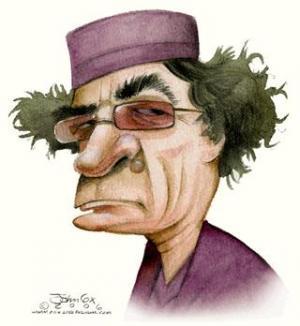 طرائف القذافي تُشغل الليبيين و العالم