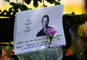 شبكة أحتيال على موقع الفيسبوك تستغل وفاة ستيف جوبز