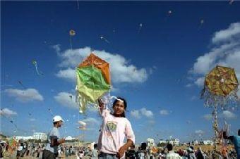 غزة تدخل موسوعة غينيس بـ6000 طائرة ورقية