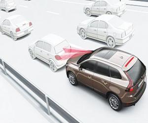 علماء ألمان يطورة تقنية لإيقاف السيارات تلقائياُ عند الطوارئ