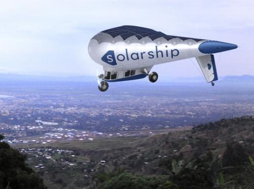 شركة كندية تبتكر طائرة صديقة للبيئة تعمل بالطاقة الشمسية