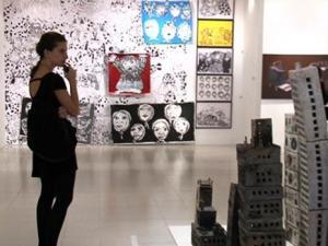 إقامة معرض للتعريف بالفن اللبناني المعاصر في بريطانيا