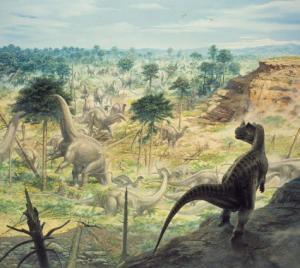 بحث يؤكد الديناصورات كانت تسافر للاستجمام في الصيف