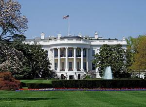 البيت الأبيض يتعرض ﻷعتداء ويصاب بأعيرة نارية