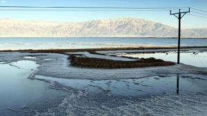 أستبعاد البحر الميت من عجائب الدنيا الطبيعية السبع