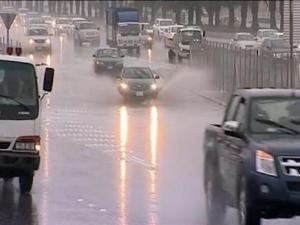 أمطار غزيرة في السعودية تسبب خسائر