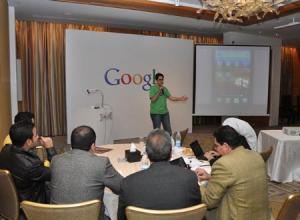 جوجل تطلق خاصية البحث الصوتي باللغة العربية
