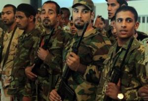 وصول مقاتلين ليبيين لدعم ثوار سورية