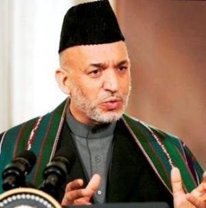كرزاي يأييد افتتاح مكتب تمثيل لحركة طالبان