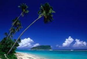 سكان جزيرتين في المحيط الهادي يفقودوا يوم من السنة